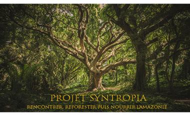 Visueel van project Projet Syntropia : Rencontrer, Reforester puis Nourrir l'Amazonie.