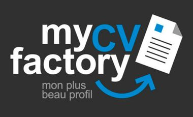 Visuel du projet myCVfactory, le leader du CV créatif