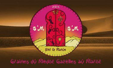 Visuel du projet graines du medoc gazelles au maroc