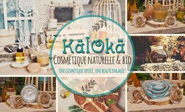 Project visual KälOkä - Cosmëtique Naturelle & Bïo