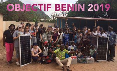 Visueel van project OBJECTIF BENIN 2019