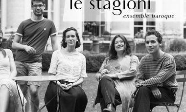 Visuel du projet Concert LE STAGIONI - Cortot - Paris, 23 octobre 2018