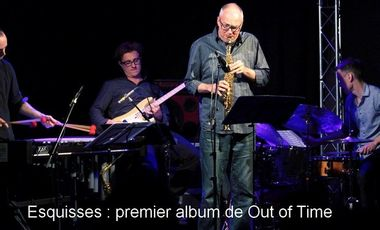 Visueel van project Esquisses : premier album de Out of Time