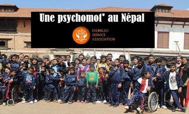 Visuel du projet De la psychomotricité pour le Centre Disabled Service Association