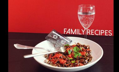 Visueel van project Family Recipes - Le son fait maison