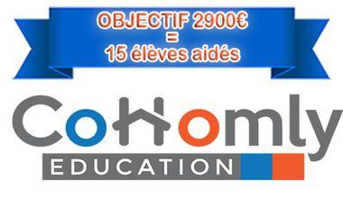 Visueel van project CoHomly For Education