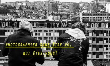 Project visual Photographier sans être vu, qui êtes-vous?