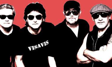Visueel van project VISAVIS ☄ Nouvel Album War Machine