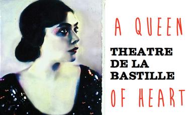 Visueel van project A QUEEN OF HEART de Juliette Deschamps avec Rosemary Standley