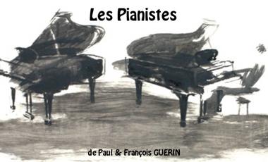 Project visual Les Pianistes : un court-métrage des frères Guerin