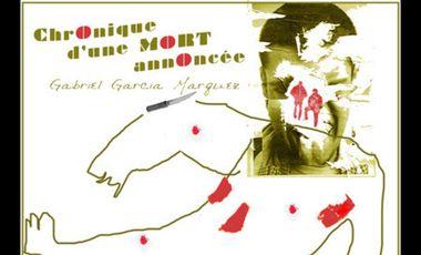 Visueel van project CHRONIQUE D'UNE MORT ANNONCÉE