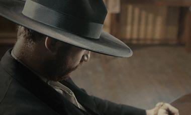Project visual L'Héritage - Court métrage Western