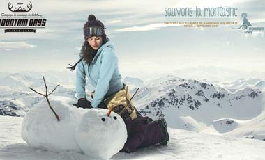 Visuel du projet Sauvons la montagne