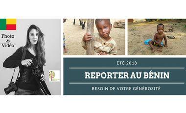 Visuel du projet Photo reportage & Film documentaire au Bénin