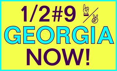Visueel van project 1/2 #9 Georgia Now!