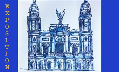 Visuel du projet Christel Pigeon expose ses dessins en mars 2019 !