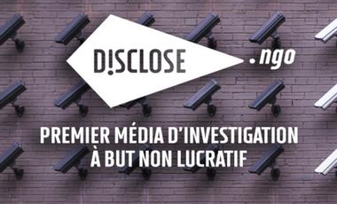 Visueel van project Disclose : devenez lanceur d'enquêtes