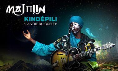 """Visuel du projet Kindépili  """"La voie du coeur"""""""