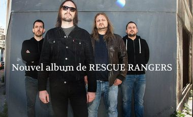 Visueel van project Nouvel album de Rescue Rangers