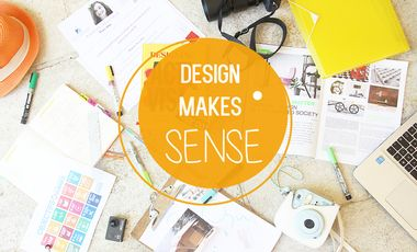 Visuel du projet Reportage - Design makes sense