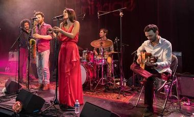 Visueel van project Alba Neiva: 1er album«Hogar»