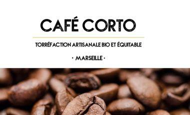 Project visual Torréfaction Café Corto