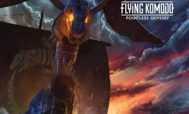 Visueel van project Flying Komodo - Pointless Odyssey