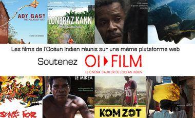 Visueel van project OI>FILM