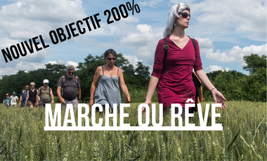 "Visueel van project Livre photo ""Marche ou Rêve"""