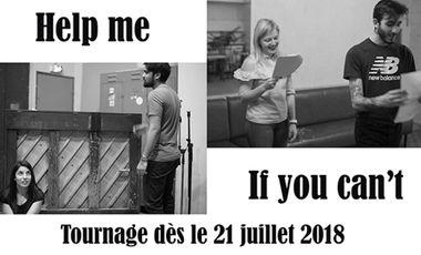 Visuel du projet Help me if you can't ( comédie humaniste...)