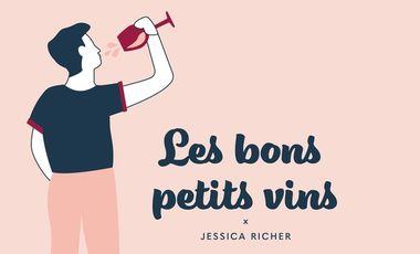 Project visual Les Bons Petits Vins