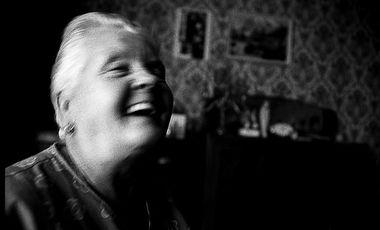 Project visual Alzheimer, l'éloge de ta mémoire | Véronique Wlody