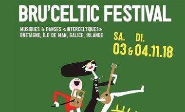 Project visual Bru'celtic Festival
