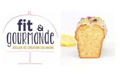 Visueel van project Fit & Gourmande, l'atelier de création culinaire 100% passionné et raisonné