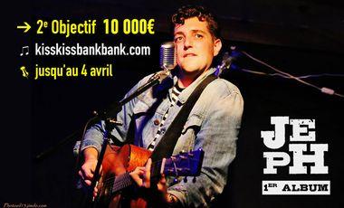 Visueel van project Le 1er album de JePh !
