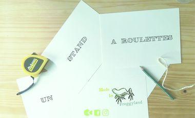 Visueel van project Le stand mobile de Made In Froggyland