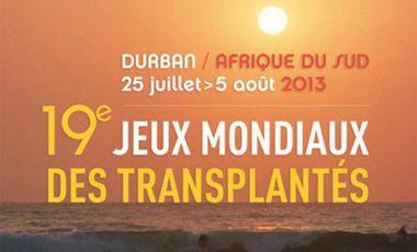 Visuel du projet LES JEUX MONDIAUX DES TRANSPLANTES 2013