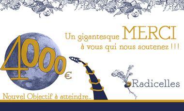 Visueel van project Radicelles, cuisine enracinée