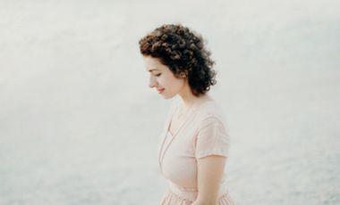 """Visuel du projet Diana Horta Popoff new CD """"Amor de Verdade"""""""