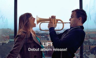 Visuel du projet LIFT - Lancement du 1er album !