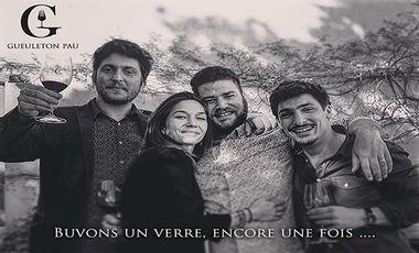 Visuel du projet Gueuleton Pau a besoin de vous !!