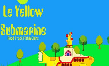 Visueel van project Le Yellow Submarine - Le Food Truck So British