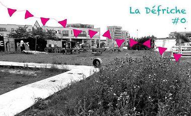 Visuel du projet Festival La Défriche