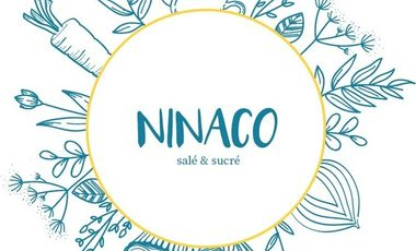 Project visual Ninaco - Déjeuner . Salon de thé . Brunch