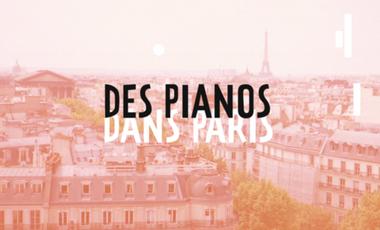 Project visual Des Pianos dans Paris, Le Webdocumentaire