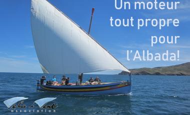 Visueel van project Un moteur tout propre pour l'Albada!