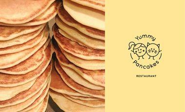 Visueel van project Yummy Pancakes : Le 1er restaurant Lyonnais autour des Pancakes !