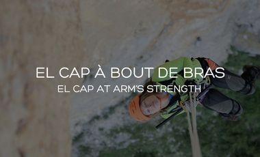 Visuel du projet El Cap à bout de bras