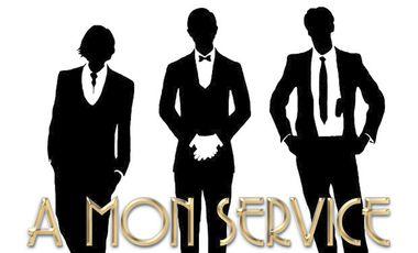 Visueel van project A mon service (romance)