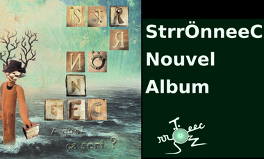 Project visual StrrOnneeC  Nouvel Album